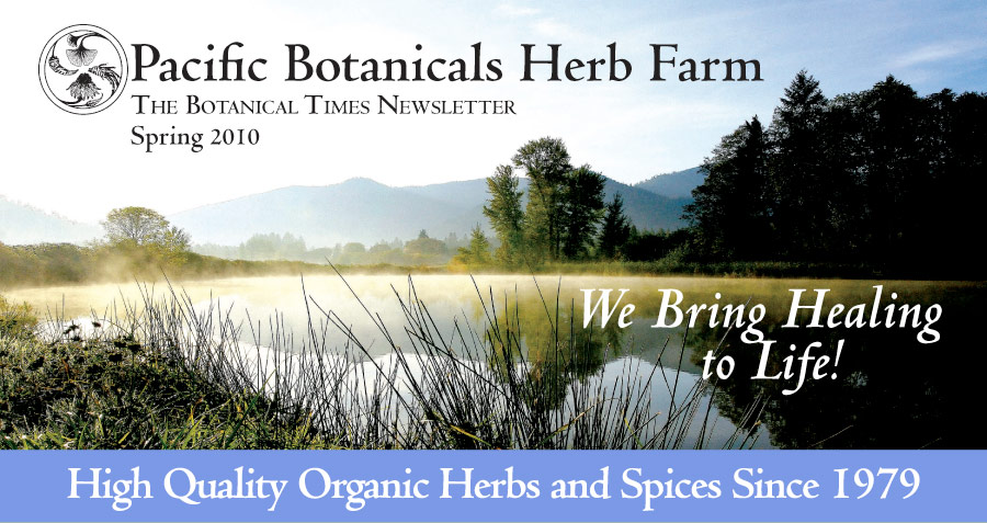 The Botanicals Times